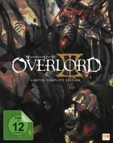 Overlord - Limited Complete Edition Staffel 3 (13 Episoden) [Blu-ray]