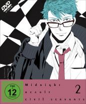 Midnight Occult Civil Servants - Volume 2: Episode 05-08 [DVD]