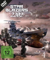 Star Blazers 2202 - Space Ship Yamato - Volume 4: Episode 17-21 [DVD]