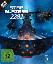 Star Blazers 2202 - Space Ship Yamato - Volume 5: Episode 22-26 [DVD]
