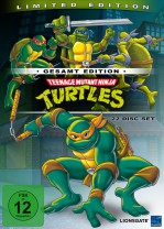 Teenage Mutant Ninja Turtles [Limited Edition] [Gesamt Edition] [22 DVDs]