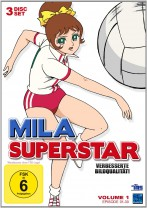 Mila Superstar - Volume 1: Episode 01-30 [DVD]