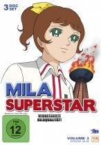 Mila Superstar - Volume 3: Episode 56-80 [DVD]