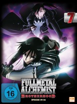 Fullmetal Alchemist: Brotherhood - Volume 7 Folge 49-56 (Limited Edition)