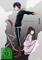 Noragami - Episode 01-06 (Limited Edition)