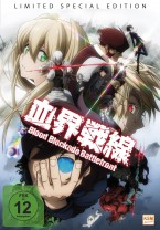 Blood Blockade Battlefront Limited Edition Vol. 1-3 [DVD]