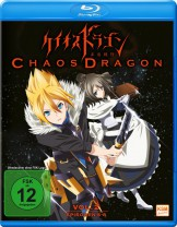 Chaos Dragon - Volume 2 Episode 05-08 [Blu-ray]