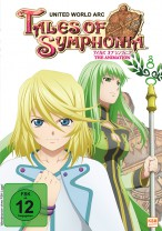 Tales of Symphonia - United World Arc