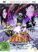 Naruto - The Movie - Geheimmission im Land des ewigen Schnees (Limited Special Edition im Mediabook) [DVD + Blu-ray]