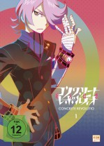 Concrete Revolutio - Staffel 1 - Volume 1: Episode 01-07