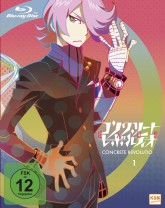 Concrete Revolutio - Staffel 1 - Volume 1: Episode 01-07 [Blu-ray]