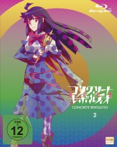 Concrete Revolutio - Staffel 1 - Volume 2: Episode 08-13 [Blu-ray]
