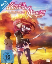 A Chivalry of a Failed Knight - Limited Complete Edition (12 Folgen) [Blu-Ray]