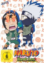 Naruto - Spin- Off! - Rock Lee und seine Ninja Kumpels - Volume 3: Episode 27-39