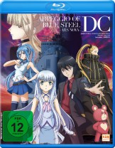 Arpeggio of Blue Steel Ars Nova - DC [Blu-ray]