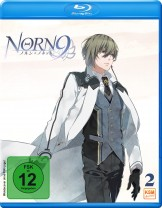 Norn9 - Volume 2: Episode 05-08 [Blu-ray]
