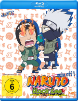 Naruto - Spin- Off! - Rock Lee und seine Ninja Kumpels - Volume 3: Episode 27-39 [Blu-ray]