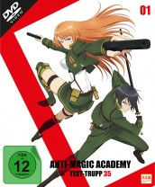 Anti Magic Academy - Test-Trupp 35 - Volume 1: Episode 01-04
