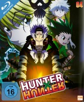 HUNTERxHUNTER - Volume 4: Episode 37-47 [Blu-ray]