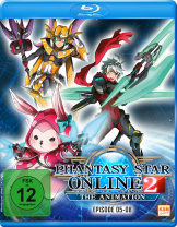 Phantasy Star Online 2 - Volume 2: Episode 05-08  [Blu-ray]