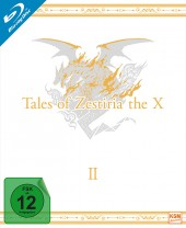 Tales of Zestiria - The X - Staffel 2: Episode 13-25 [Blu-ray]