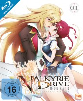 Valkyrie Drive: Mermaid - Volume 1: Episode 01-04 [Blu-ray]
