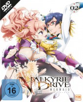 Valkyrie Drive: Mermaid - Volume 2: Episode 05-08 [DVD]