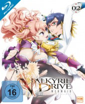 Valkyrie Drive: Mermaid - Volume 2: Episode 05-08 [Blu-ray]