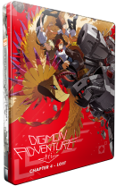 Digimon Adventure tri. Chapter 4 - Lost [Blu-ray] im FuturePak