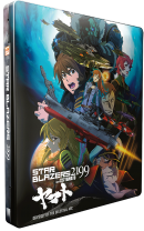 Star Blazers 2199 - Space Battleship Yamato - The Movie 2 [Blu-ray] im FuturePak