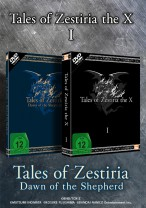 Tales of Zestiria Bundle - Dawn of the Shepherd (OVA) + The X - Staffel 1: Episode 00-12