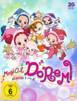 Magical Doremi - Gesamtedition Staffel 1+2: Episode 01-100