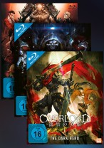 Overlord - Bundle Edition: The Movie 1&2 + Complete Editon [Blu-ray]