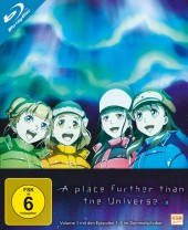 A place further than the Universe - Volume 1: Episode 01-05 [Blu-ray]