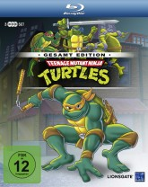 Teenage Mutant Ninja Turtles - Gesamtedition: Episode 01-169 [Blu-ray]