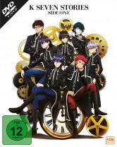 K: Seven Stories - Side: One - Movie 1-3 [DVD]