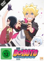 Boruto - Naruto Next Generations: Volume 1 (Episode 01-15) [DVD]
