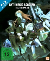Anti Magic Academy - Test-Trupp 35 - Gesamtedition: Episode 01-12 [Blu-ray]
