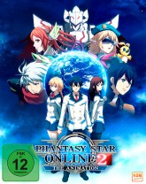 Phantasy Star Online 2: Gesamtedition (Episode 01-12) [Blu-ray]