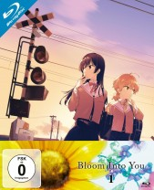 Bloom Into You - Volume 1: Episode 01-04 [Blu-ray]
