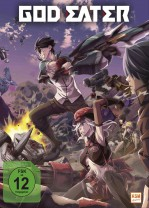 God Eater - Volume 1 Episode 01-05 im Sammelschuber (Blu-ray)