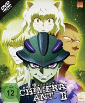 HUNTERxHUNTER - Volume 9: Episode 89-100 [DVD]