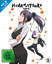 Hinamatsuri - Volume 2: Episode 05-08 [Blu-ray]