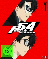 Persona5 - The Animation - Volume 1 [Blu-ray]