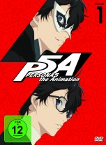 Persona5 - The Animation - Volume 1 [DVD]