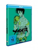 Megalobox - Volume 4 [Blu-ray]