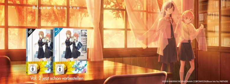 Teaser Bloom Into You Vol. 2