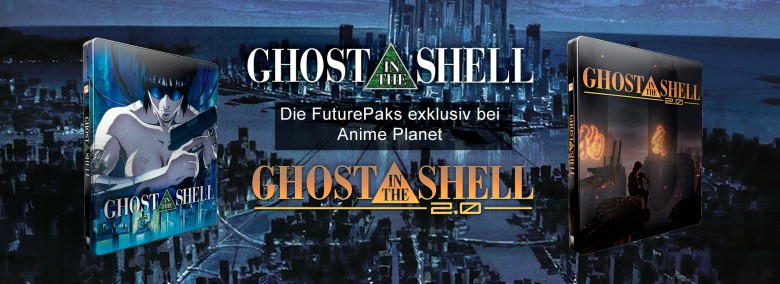 Teaser Ghost in the Shell