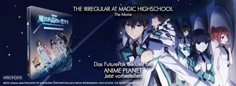 Teaser Irregular at Magic Highschool The Movie