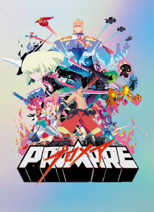 Promare - Burnish Platinum Edition [Limited, Blu-ray]